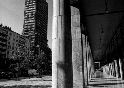 Rue de Milan - Photographie de Stéphane DUBOC