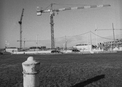Quartier sud projet photographique Stéphane Duboc - Le Havre