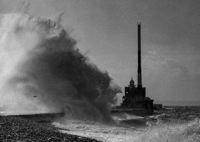 Tempête Ciara sur le Havre