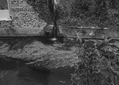 La Lézarde à Harfleur Beaulieu