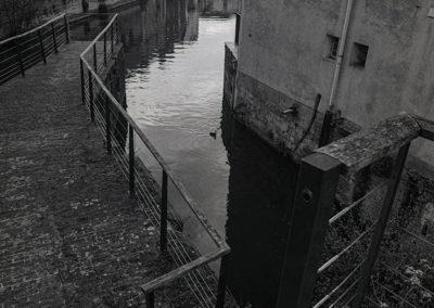 La Lézarde à Harfleur