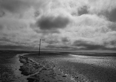 plage de Montmartin sur mer- Photographie Stéphane Duboc