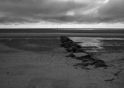 plage de Montmartin sur mer - Photographie Stéphane Duboc